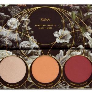 ZOEVA Opulence Blush Palette NWT